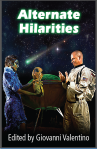 Alternate Hilarities, 2nd Cover